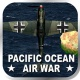 PACIFIC OCEAN AIR WAR - HD