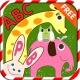 PB ABC 동물 낱말 카드 읽기 쓰기