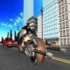 도시 자전거 경주자
