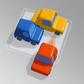 자동차 주차 퍼즐 대표 아이콘 :: 게볼루션
