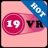 19VR - 1등급 프리미엄 성인 VR 영상들을 선사합니다. 대표 아이콘 :: 게볼루션
