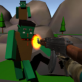 Ragdoll Monster Shooter - Fun with ragdolls