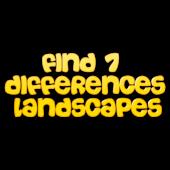 Find 7 Differences Landscapes