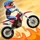 Top Bike -- best bike bmx hill stunt racing game