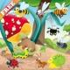 아이들을위한 곤충과 벌레 게임 : 곤충의 세계를 발견 유아를위한 게임