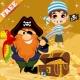 해적 아이들을위한 게임