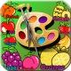 과일 색칠놀이