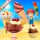 아이스크림 아이들을위한 게임 아이스 크림 얼음 막대 사탕