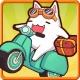 기부천사 냥군 : 고양이 배달원