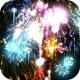 불꽃놀이 3D 라이브 배경화면 무료