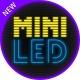 미니 전광판 (Mini LED Scroller)