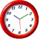 정각알림,중간알림,모닝콜,스톱워치,타이머 배터리 알람,이어폰 알람, 현재시간 말하는 시계