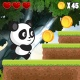Jungle Run Adventure Panda