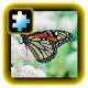 직소 퍼즐 VIP: 나비 퍼즐 맞추기