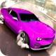핑크 리무진 자동차