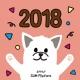 SUM2018™ 한국어 Flipfont
