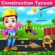 건설 거물 도시 빌딩 재미있는 게임