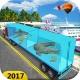 바다 동물 운송 트럭