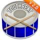 터치비트 (TouchBeat) - 드럼게임, 드럼세트, 드럼레슨, 리듬게임