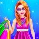 쇼핑 패션 라이프 스타일 : 쇼핑몰 소녀