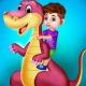 공룡 세계 교육 재미 어린이를위한 게임