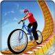 스카이 트랙 자전거 스턴트