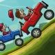 언덕 오르기 자동차 경주