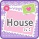 평생회화 lv.2 13 House