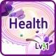 유즈회화 lv.1 06 Health