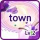 유즈회화 lv.2 15 Town