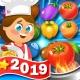 쿠킹스윗-음식 매치3 퍼즐게임