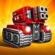멍청한 차 (Blocky Cars) - 탱크게임, 픽셀탱크.