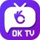 오케이티비(TV) - 여캠 비제인 방송, 모바일 라이브 방송, OK티비, OK TV