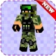 Camouflage Skins for Minecraft PE