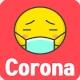 코로나19 바이러스 알리미(우한 폐렴, 백신, 증상, 확진자 지도, 코로나19 국내현황)
